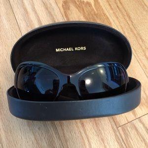 Like New Michael Kors Purple Sunglasses 🕶